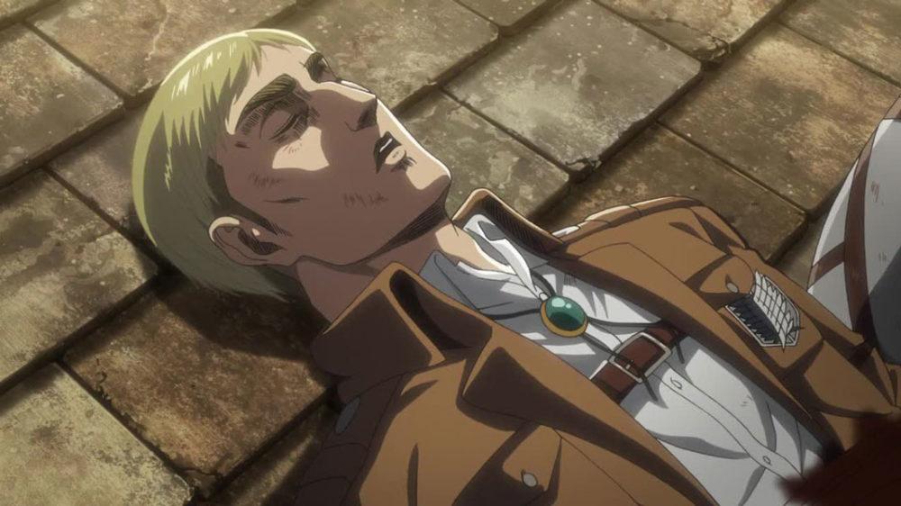 Атака титанов 4 сезон интересный-сюжет