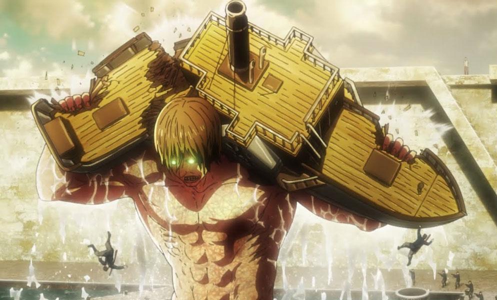 Атака титанов 4 сезон сюжет-серий