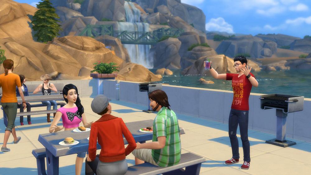 Sims 5 новые сюжеты